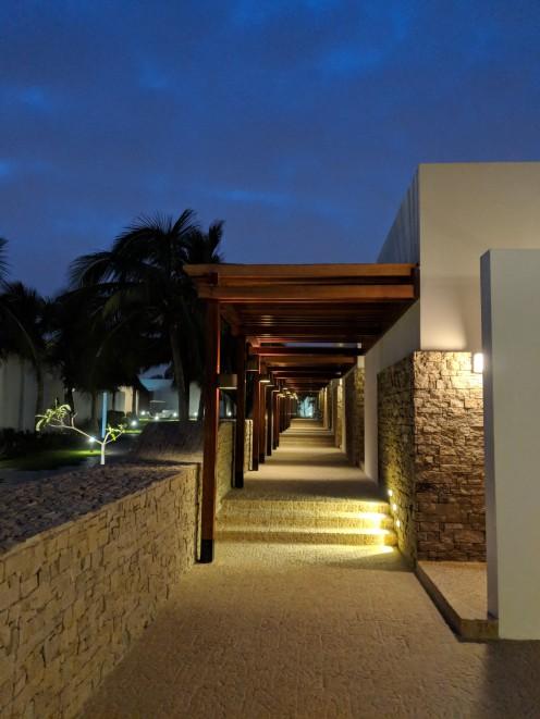 Evening strolls