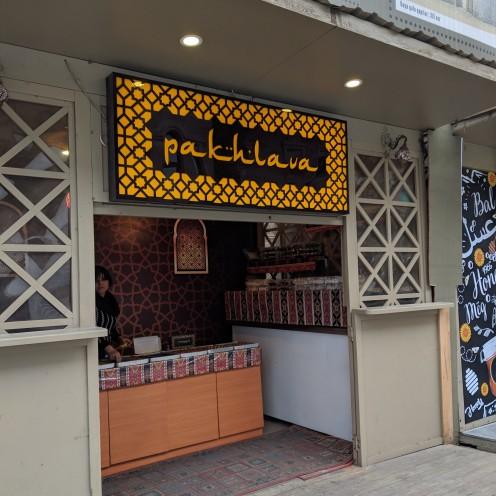 Fresh Baklava Stores