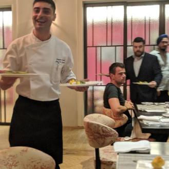 Chef Stefano Conti
